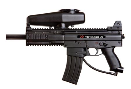 Tippman paintballová zbraň